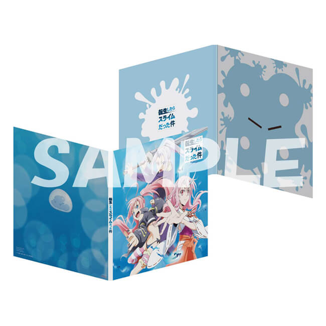 [Blu-ray 全巻購入特典]  描き下ろしLPサイズディスク収納ケース