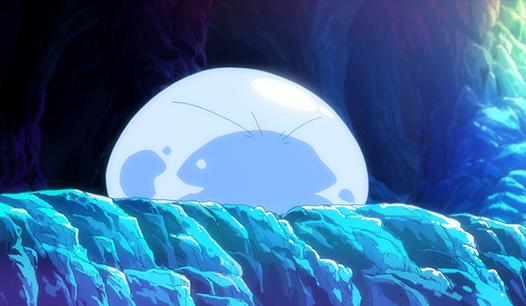 TVアニメ『転生したらスライムだった件』 第1話